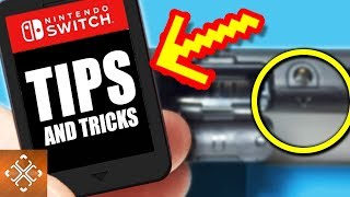10 Nintendo Switch Tips & Tricks You Probably Didn't Know