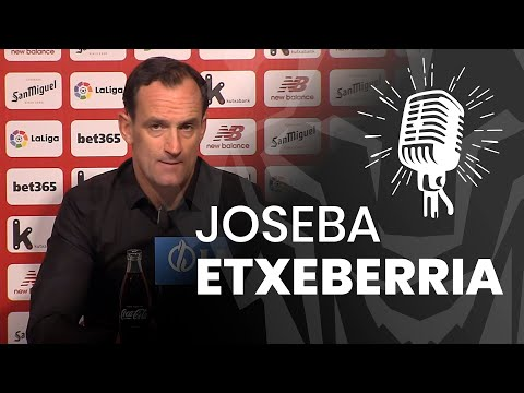 🎙 Joseba Etxeberria I post Bilbao Athletic 3-3 CD Izarra I J15 – 2ªB 2019-2020
