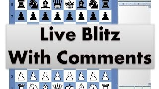 Blitz Chess #2882 with Live Comments Nimzo Indian 4 f3 vs yellowsubmarine with Black