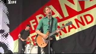 Franz Ferdinand Outsiders Live @ Rock Am Ring 06