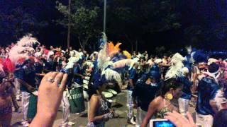 preview picture of video 'Santiago del Estero - Desfile de comparsa 003 - Carnaval 2012'