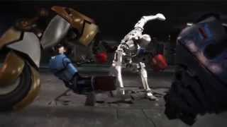 Real Steel Champions: Official Launch Trailer (Android)