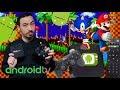 Jogando Com Joystick Usb No Tv Box Android Com No o Tec