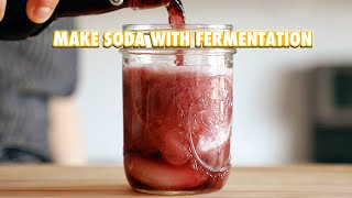 Make a Soda Out of Anything With Fermentation