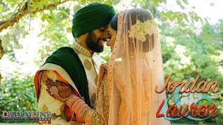 Sikh Wedding Highlight Film | Vancouver Sikh Wedding Videography | Jordan & Lauren