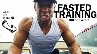 Train Fasted and Get Shredded - Intermittent Fasting