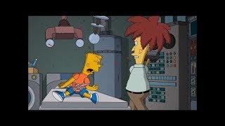 Симпсоны - самые смешные моменты Боб убил Барта