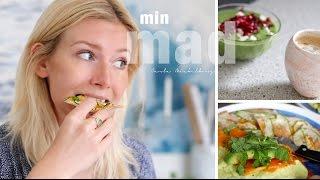 Hvad Jeg Spiser På En Dag  What I Eat In A Day  Carla Mickelborg