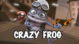 Crazy Frog - Axel F [Original Version] (Official Video)