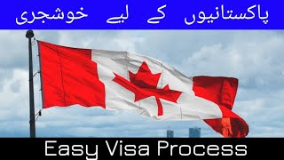 Good News: Canada New Policy for Pakistani Students