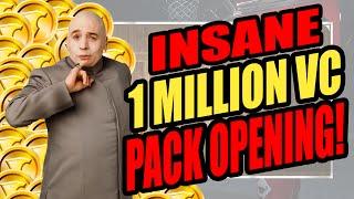 INSANE 1 MILLION VC PACK OPENING!! (Pt.1) - NBA 2K16 MyTeam Pack Opening