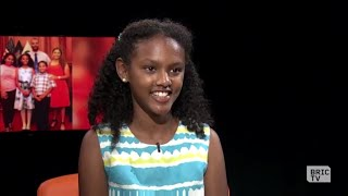 Youngest Chapter-Book Author in U.S. History, Anaya Willabus, Publishes Second Book | BK Live