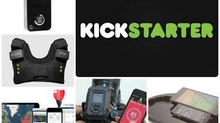 Пятерка лучших проектов Kickstarter
