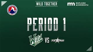 Stars vs. Wild | May 14, 2021