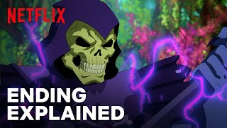 Masters of the Universe: Revelation ENDING EXPLAINED with Kevin Smith   Netflix Geeked