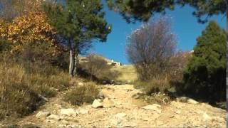 Восхождение на вершину горы Афон. Автор: Геннадий Волик (г. Луганск)