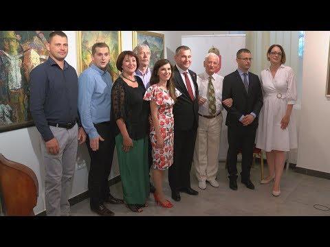 Várnegyed Galéria - Székelyudvarhelyi Kép-Tár - video preview image