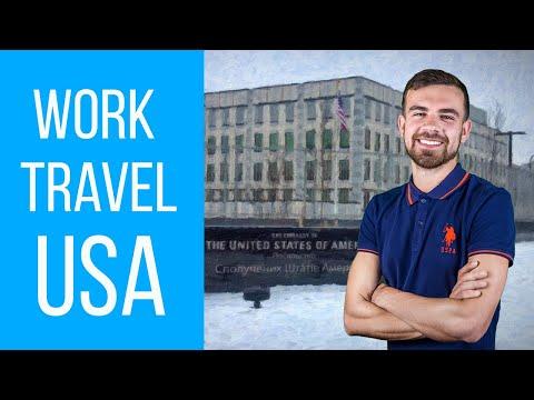 Посольство США о программе Work and Travel USA 2018.