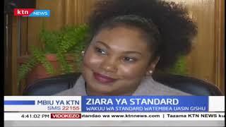 Sherika la The Standard laungana na serikali za kaunti ili kuboresha utendakazi na kufaidi ugatuzi