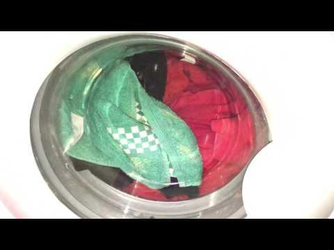 Arbeitshose waschen in Waschmaschine Arbeiter Hose reinigen Buntwäsche bei 60 Grad Anleitung