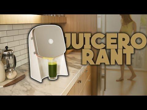 The Juicero Rant