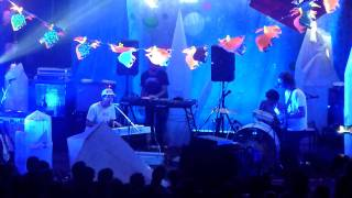 Animal Collective - Father Time - 7/13/2011 - Pittsburgh, PA - Mr. Smalls Theater