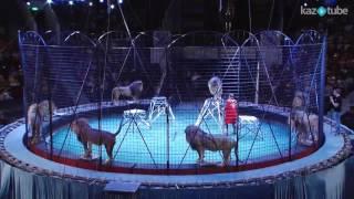 Международный фестиваль циркового искусства «Эхо Азии» 1 часть