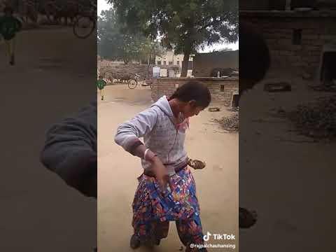 Desi dance for a girl