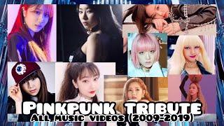 "PINKPUNK (Blackpink OT9)   Music Evolution | 2009 2019 (Before ""Uh Oh"")"