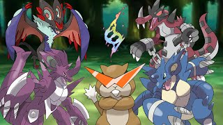 (Top 25)Pokémon Who Need A Mega In SUN And MOON