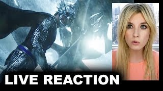 Aquaman Final Trailer REACTION