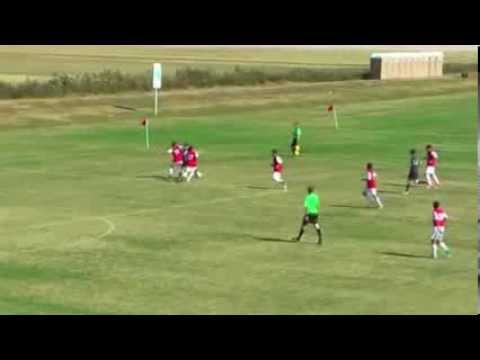 Trevor Delp Soccer Highlight