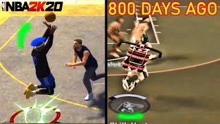 DOES A JUMPSHOT FROM 800 DAYS AGO STILL WORK ON NBA 2K20?