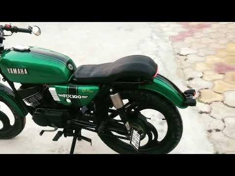 Yamaha Rx100 modified - смотреть онлайн на Hah Life