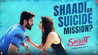 Shiddat - Shaadi or Suicide Mission   Dialogue Promo 3   Sunny K, Radhika M, Mohit R, Diana P