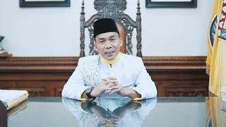 Imbauan Bupati dan Wakil Bupati Batang Selama Bulan Ramadhan 2020