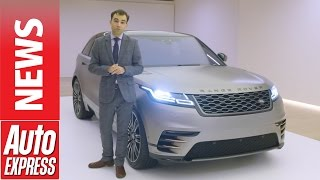 New Range Rover Velar: early in-depth look into Range Rover