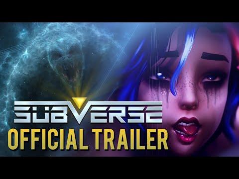 【新品上架】《Subverse》將於3/26開放搶先體驗 宣傳影片公開 (本遊戲含成人內容)