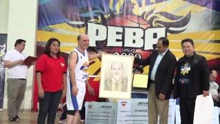 AWARDING OF PLAQUE OF APPRECIATION TO DR. JEHAD