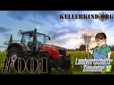 Landwirtschafts-Simulator 17 #001 - Das schöne Landleben ★ Farming Simulator 17 [HD|60FPS]