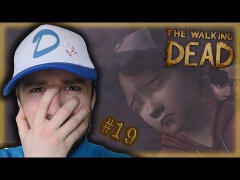 NAJHORŠIE ROZHODNUTIE :( | The Walking Dead (inak) | Part 19 | SK Let's Play / Gameplay | George