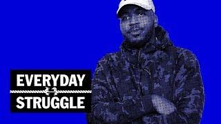 Everyday Struggle - Quentin Miller on 'Q.M.' Album, Drake v. Pusha T Beef & Ghostwriting