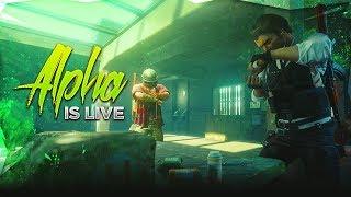 🔴PUBG MOBILE  LIVE : EE KAA HUI GAVAAA! 😱 || H¥DRA | Alpha 😎