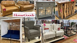 HomeGoods Furniture Home Decor | Shop With Me August 2020