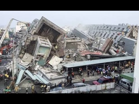 Gempa Bumi yang mengerikan