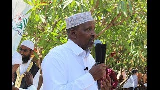 Duale tells chief Kadhi to keep off Islamic calendar
