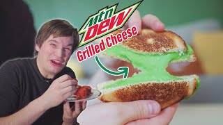 I Only Ate Mountain Dew Meals For 3 Days