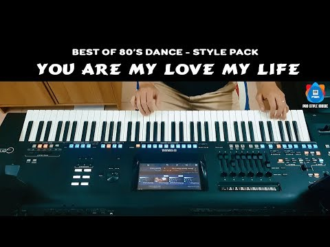 Download You Are My Love My Life - Style for Yamaha Keyboard