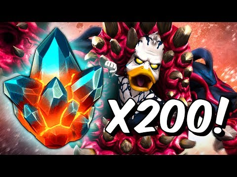 200x Premium Crystal Opening - CEO Luck Returns! - Marvel Contest Of Champions