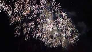 preview picture of video 'Seenachtsfest Konstanz 2012 Feuerwerk Kreuzlingen , Sony RX100'
